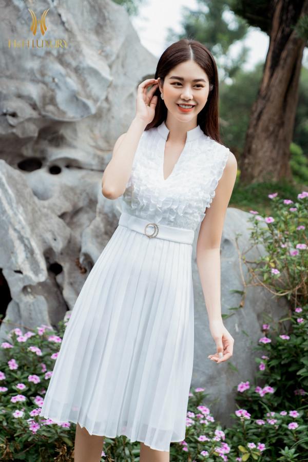 Mách bạn shop váy trắng đẹp, thời thượng trên thị trường hiện nay